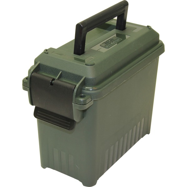 MTM AMMO CAN MINI 8.5x4.5 x6.9 FOREST GREEN 6/CS